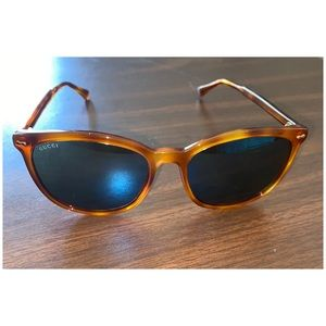 Authentic Luxury Gucci Sunglasses - Made in Italy